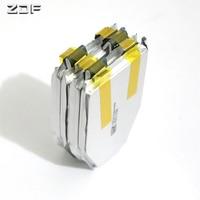 Célula de bateria elétrica original do núcleo 2.0 v 3.7 mah lipo de ehang ghost 4500 quadcopter aéreo lipo battery cell lipo battery ehang ghost -