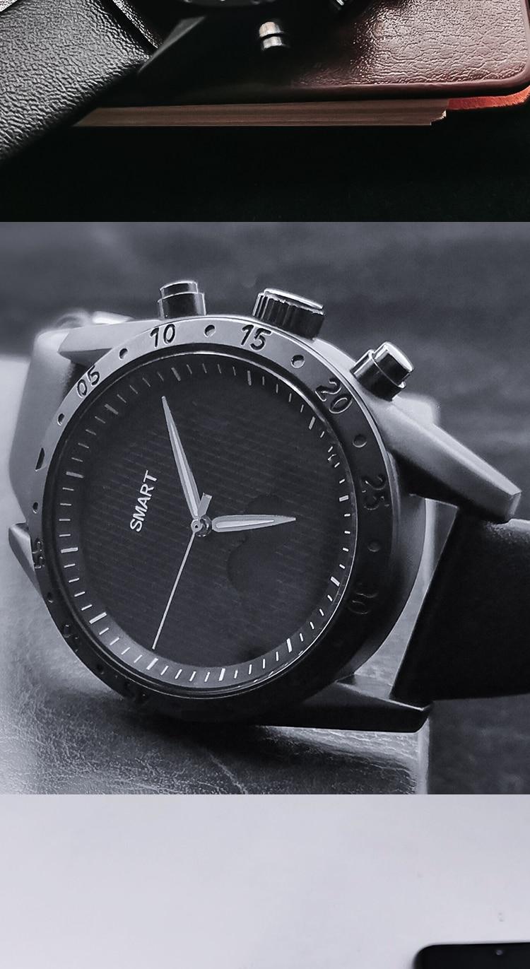 Toleda T4 híbrido smart watch relógio rastreador