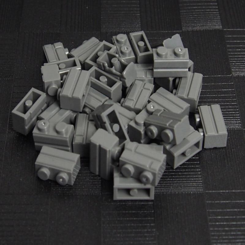 1000pcs Dark Gray Legoing Pieces Part Basic Component 1X2 MOC City House Wall building Block Bricks Educational children Toy1000pcs Dark Gray Legoing Pieces Part Basic Component 1X2 MOC City House Wall building Block Bricks Educational children Toy