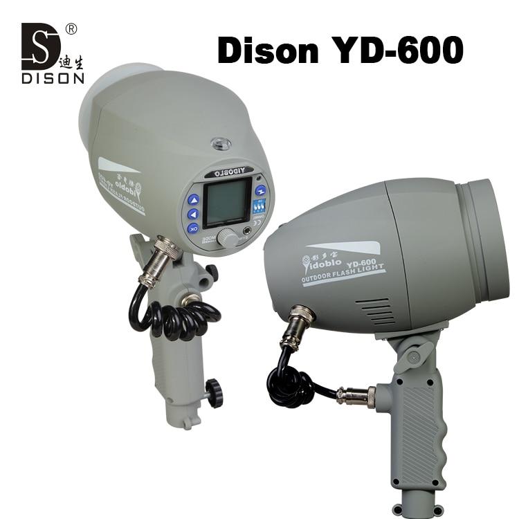 3 pieces Dison Yidoblo YD-600 70GN IGBT outdoor radio remote flash speedlight dslr flash camera photography speedlite 580ex genuine meike mk950 flash speedlite speedlight w 2 0 lcd display for canon dslr 4xaa