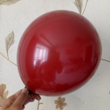 ФОТО brown balloon 10 inch 2.2 gram inflatable air ball decoration birthday balloons party accessories wedding balloons kids toys
