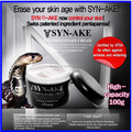 Free Shipping Snake Venom Cream SYN-AKE Wrinklecare Anti-Aging keep-moisturizing Relaxing skin Koren Cosmetics
