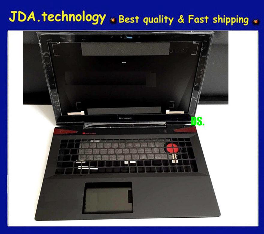 new concept 4d5ef d2d3d Aliexpress.com : Buy Wellendorff New Complete for Lenovo Y50 70 LCD Back  Cover+Front Bezel+Palmrest keyboard bezel Upper cover +Bottom Case cover  from ...