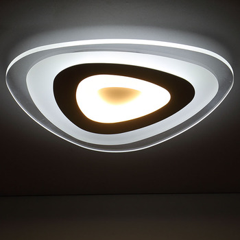 Remote Control Living Room Bedroom Modern Led Ceiling Lights Luminarias 3 Color Dimming Led Ceiling Lamp Dimmable Brightness