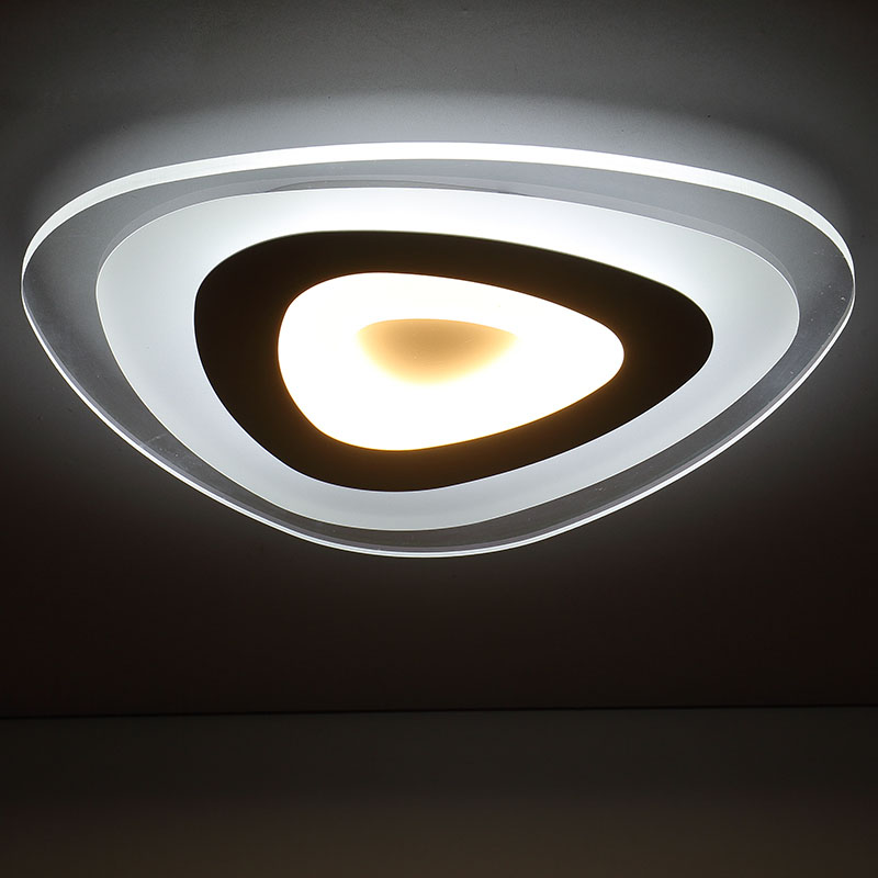 ФОТО Remote control living room bedroom modern led ceiling lights luminarias 3 color dimming led ceiling lamp Dimmable brightness