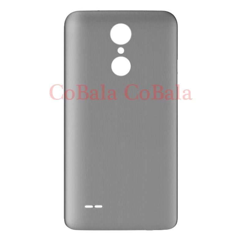 US $8 7 |LOVAIN 1Pcs For LG K4 2017 Fortune/Cricket Wireless Phoenix 3 M150  M153 M160N Back Battery Cover Rear Door Panel Housing Case-in Mobile Phone