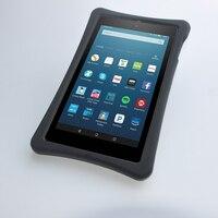Nhà máy Tùy Chỉnh Silicone Bìa Case, Rugged Chống Sốc Chống FDA Silicone Trường Hợp Đối Với Amazon Kindle 2016 New Fire HD 8 Tablet Trường Hợp