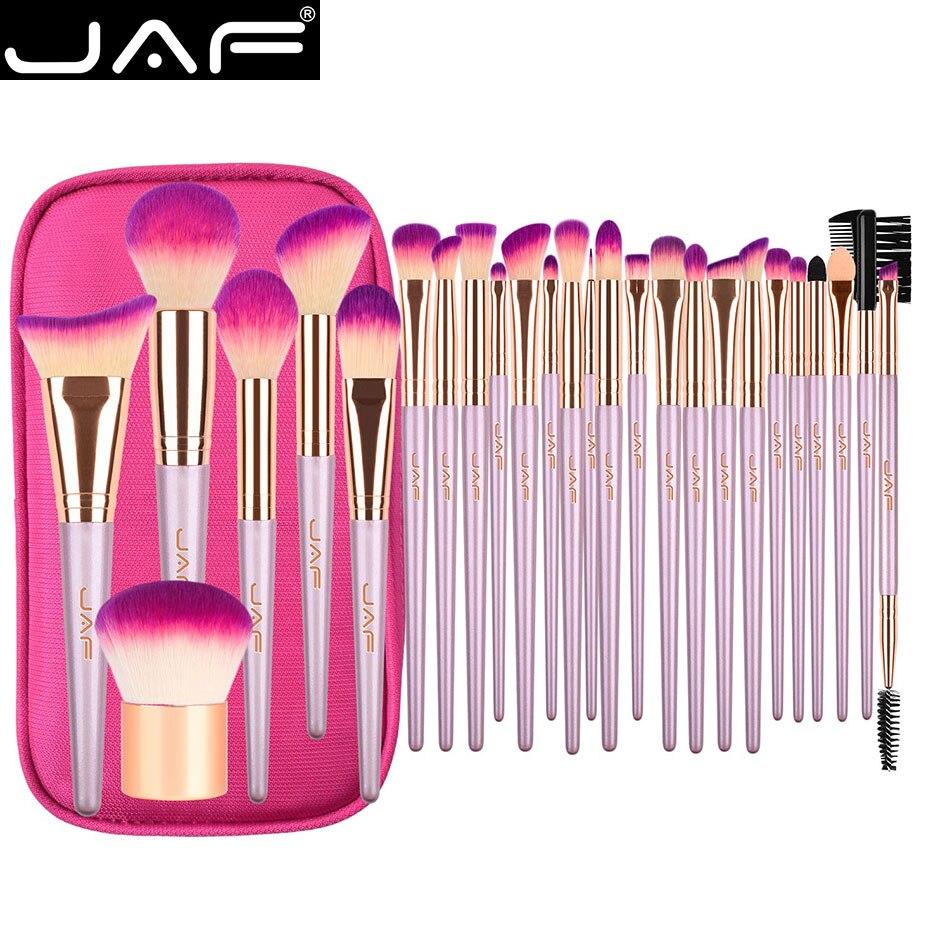 Pinceaux pour maquillage en pack de 26 p ...