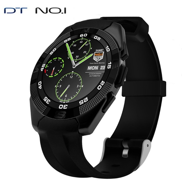 Smart Watch Heart Rate Monitor Sport Smartwatch NO.1 G5 MTK2502 Fitness Tracker Call SMS Reminder Camera for Android iOS
