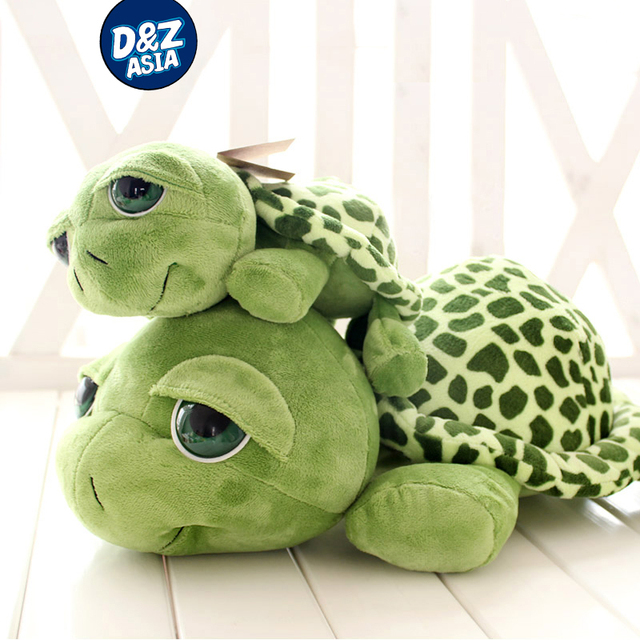 New Cute Tortoise Sea Turtle Plush Baby Doll Toys Parent Child