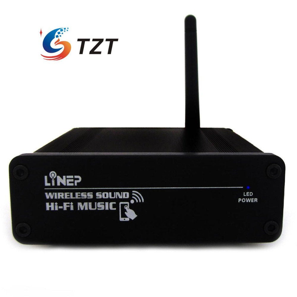 Wireless HIFI Bluetooth Digital Amplifier Optical Fiber Coaxial HiFi Audio Stereo Music MP3 Sound Home Receiver