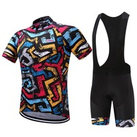 SUREA Anti PillingPro Team Summer Ropa Ciclismo Maillot Bicycle Clothes Quick Dry Bike Cycling Short Jerseys