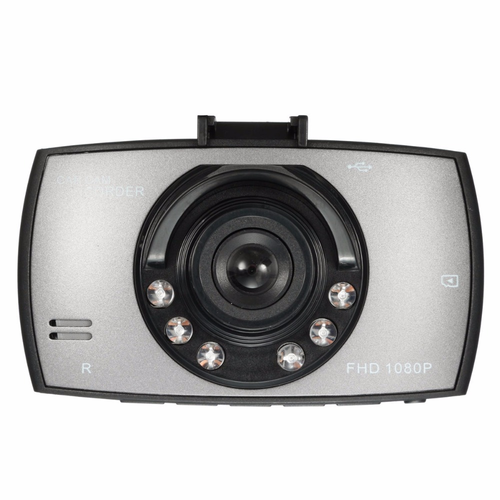Car DVR Camera 170 Wide-angle Car detector Hidden Driving Recorder 1080P HD Cam Car Night Vision 4