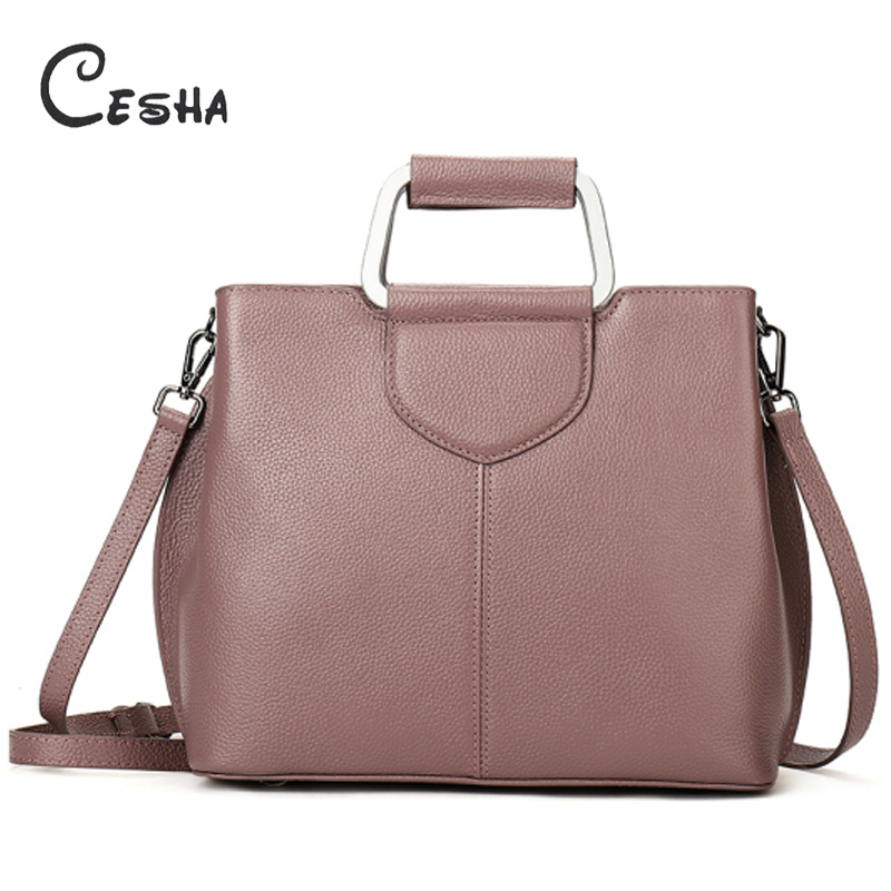 Luxury Genuine Cow Leather Women's Handbag High Quality Real Leather Shoulder Bag Fashion Business Women Cow Leather Casual Tote women leather handbags high quality real cow genuine leather bags new fashion chinese style floral shoulder bag casual tote bag
