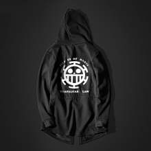 One Piece Long Hoodies (3 Models)