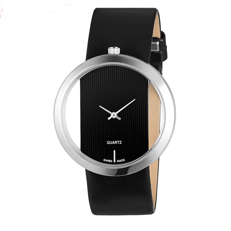 2020 New Luxury Brand Leather Quartz Watch Men Women Ladies Fashion Bracelet Wrist Watch Wristwatches Clock Male Female Hour