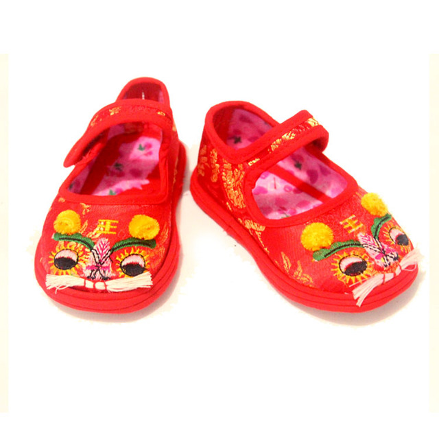 Mopopo Newborn Shoes Unisex 2017 New Baby Shoes First Walker Autumn Chinese Style Baby Toddler Shoes Baby Booties For Boy Girl