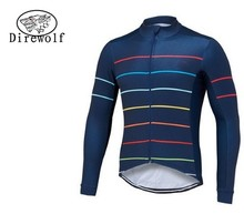DW 2016 Long sleeve Cycling Clothing Maillot Ciclismo Summer Pro Sport Cycling Jerseys Road Bike jacket
