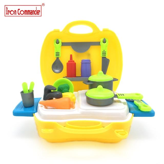 26 teile/satz Küchen täuschen Spielzeug gemüse Spielen küche für ...