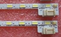 2 peça LCD-40V3A m00078 n31a51p0a n31a51poa V400HJ6-LE8 novo led backlight V400HJ6-ME2-TREM1 490mm 52 leds