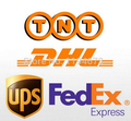 DHL FEDEX UPS China post office Suplemento Frete 1 USD/pçs
