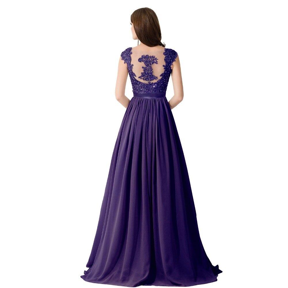 Charmant Graues Lange Brautjungfer Kleid Fotos - Brautkleider Ideen ...