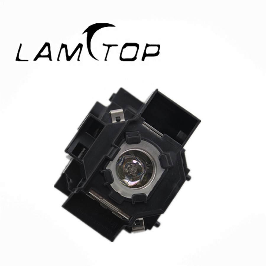 FREE SHIPPING  LAMTOP  180 days warranty  projector lamps with housing  ELPLP44/V13H010L44  for  EMP-DE1 lamtop bare projector lamps projector bulb elplp28 v13h010l28 fit for emp tw500 free shipping
