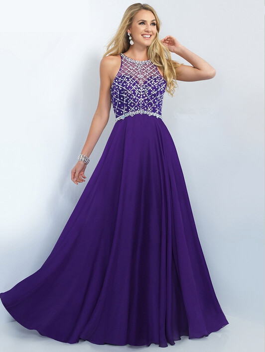 Popular Sparkly Light Purple Prom Dress-Buy Cheap Sparkly Light ...