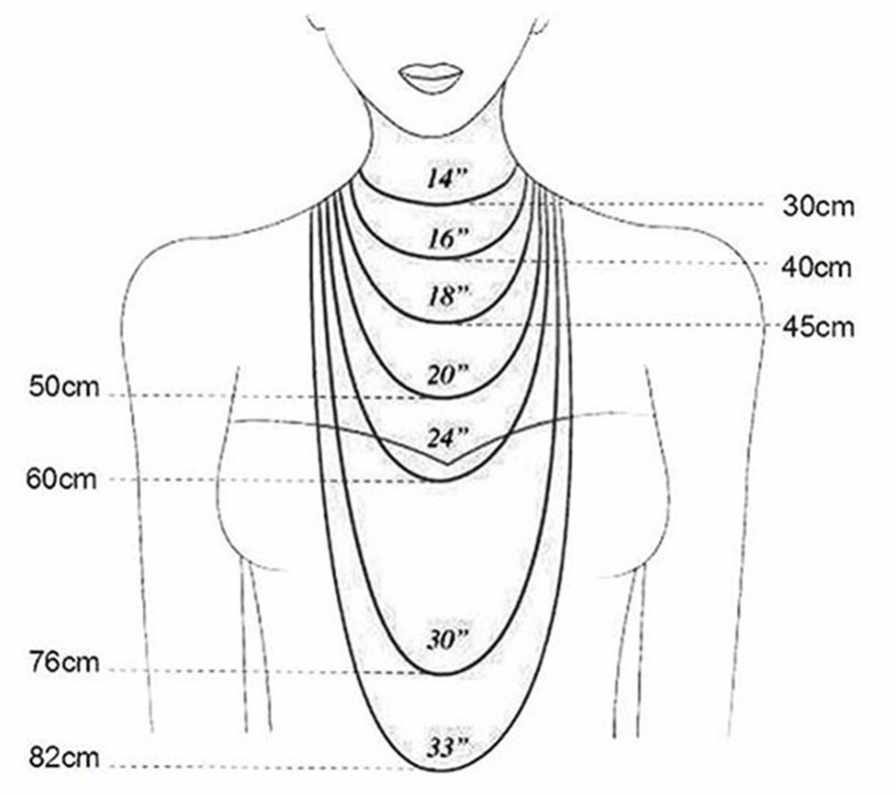 1 Necklace Size