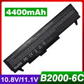 4400mAh laptop battery for HP  B2000 LG E200 E210 E300 V1 T1 LS E310 Series LB52113E LB62115B LB62115E LB54113B