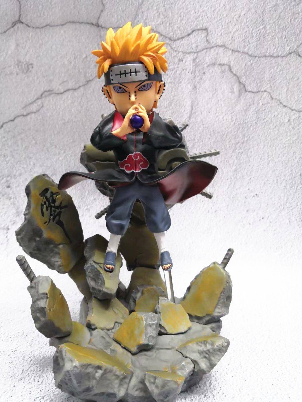 Nouveau 25 cm GK Naruto LBS livraison douleur Akatsuki figurine d'action PVC Statues modèle à collectionner jouet - 3