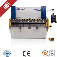 manufacturers automatic hydraulic sheet metal bending machine 3000 CNC press brake machine for sale