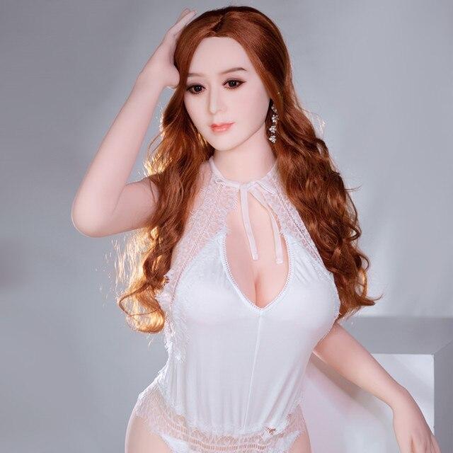 158cm-178 # poupée de sexe réaliste vagin réaliste Sexy réel plein Silicone solide amour jouet réaliste chatte réaliste sexy jouets pour hommes