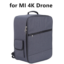 MI Drone Backpacks for Xiaomi Travel Bag Waterproof Nylon Drones Backpack Cases for MI RC Drone RC QUADCOPTER W8