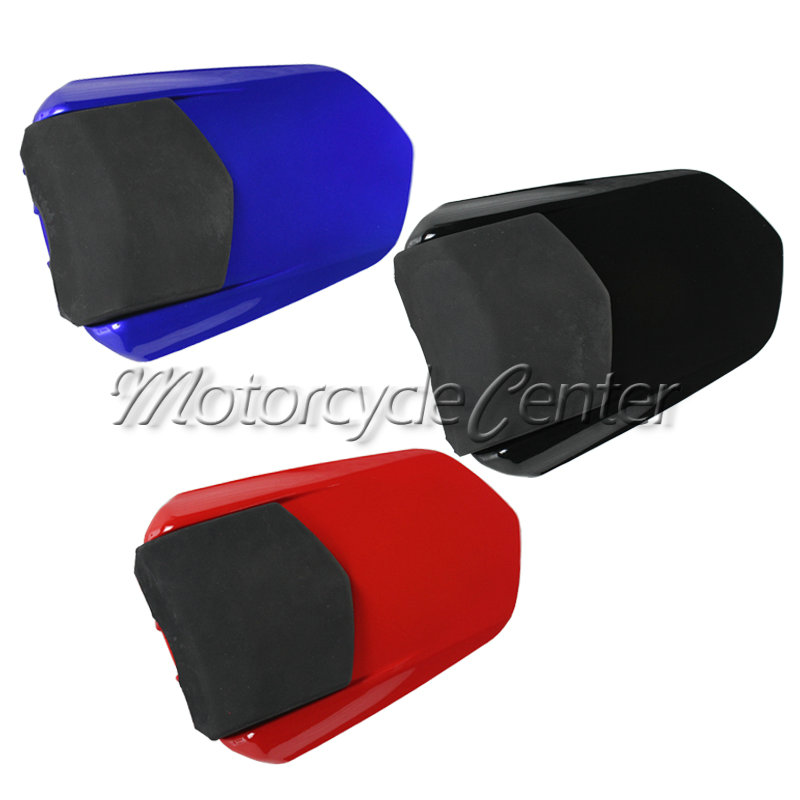 Hot Sale ABS Plastic Motorcycle Rear Seat Cover Cowl For 2004-2006 Yamaha YZF R1 YZF-R1 Fairing Set 04 05 06 2005 mfs motor motorcycle part front rear brake discs rotor for yamaha yzf r6 2003 2004 2005 yzfr6 03 04 05 gold