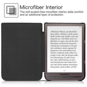 Image 2 - Магнитный смарт чехол для электронной книги Pocketbook 7,8 InkPad 3 PB740, 740 дюйма