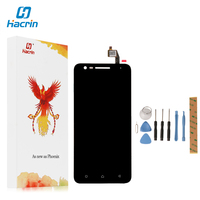 Hacrin For Lenovo Vibe C2 K10A40 LCD Display Touch Screen 100 New Digitizer Screen Glass Panel