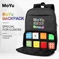 Новый Moyu Yuhu рюкзак сумка для магический паззл куб 2x2, 3x3x3, 4x4, 5x5, 6x6 7x7 8x8 9x9 10x10 все Слои игрушки для игры подарок