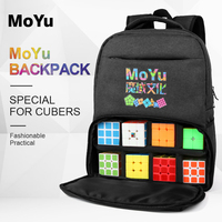New Moyu Backpack Bag Professional bag For Magic Puzzle Cube 2x2 3x3x3 4x4 5x5 6x6 7x7 8x8 9x9 10x10 ALL Layer Toys Games Gift