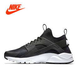 NIKE AIR HUARACHE 2017 Original New Arrival Authentic Cushioning Men's Running Shoes Low-top Sports Shoes Sneakers Classic