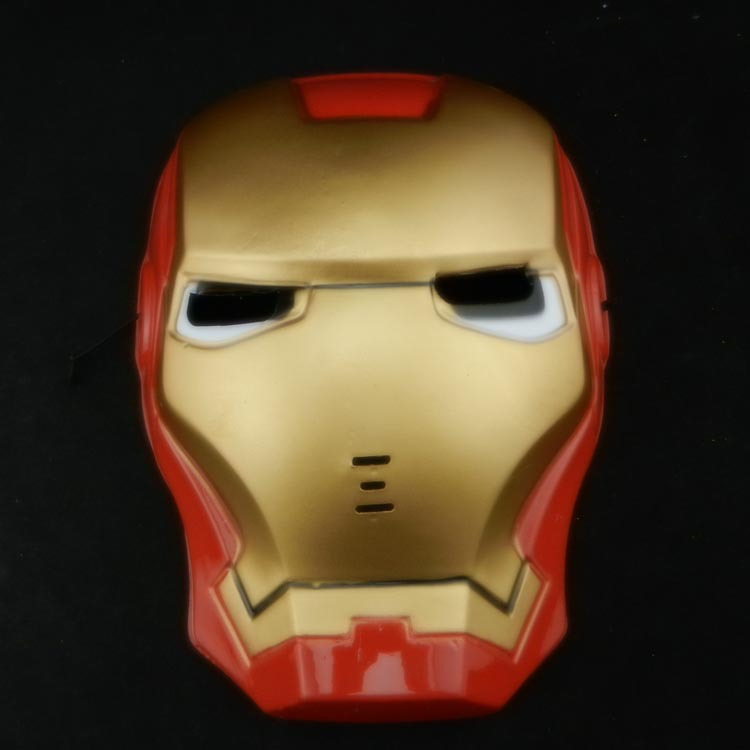 Spider Man Iron Man Batman Captain America Mask Superhero Optimus