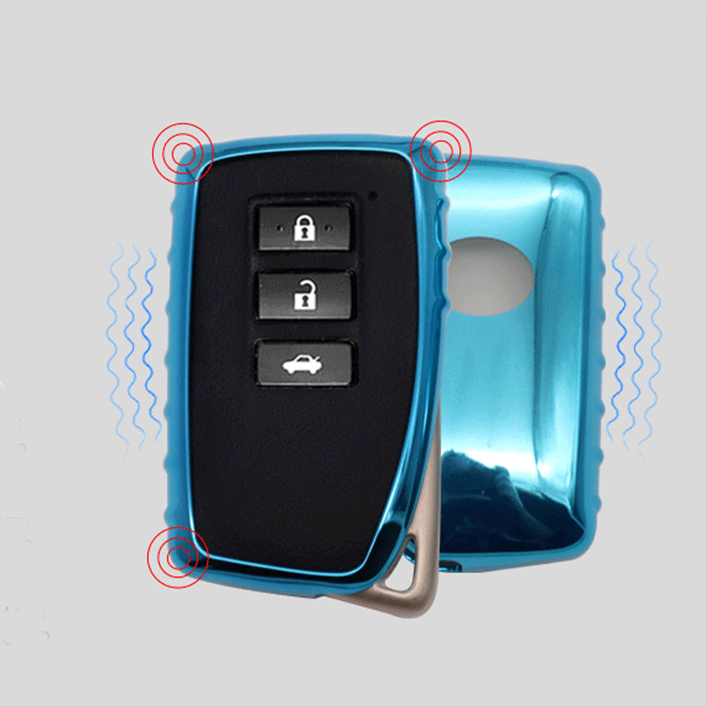 Фабрика ТПУ Ключ від автомобіля Ключ - Аксесуари для інтер'єру автомобілів - фото 3