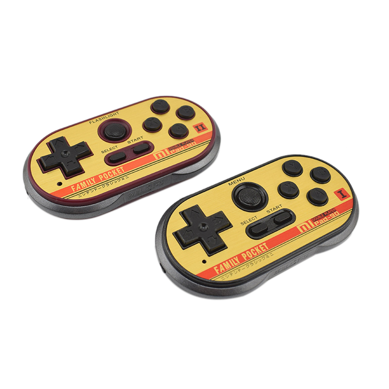 Data Frog Mini Video Gaming Console For Fc30 Pro Build In 260 Classic Games 8 Bit Handheld Game Players Support Tv Output-in Handheld Game Players from Consumer Electronics