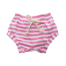 Cute Boys Girls Baby Bottoms Trousers Summer Bloomers PP Children Pants 0-4Y