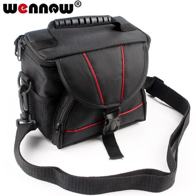 Camera Case Shoulder Bag for Nikon Coolpix B700 B500 Z7 Z6 L840 L830 L820 L810 L620 L610 L340 P610 S P600 P530 P520 P510