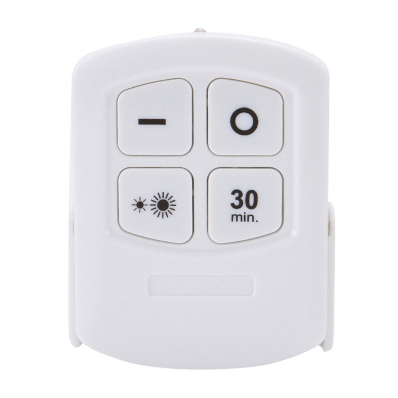 COB Wireless Remote LED Wall Lights Emergency Night Light RC Battery Powered Under Cabinet Lighting
