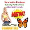 (2 бутылки) 72 дней питания диетический продукт бабочка дикий завод экстрактов ботанический гелей сжигатель жира 100% эффективных передовых slimmming