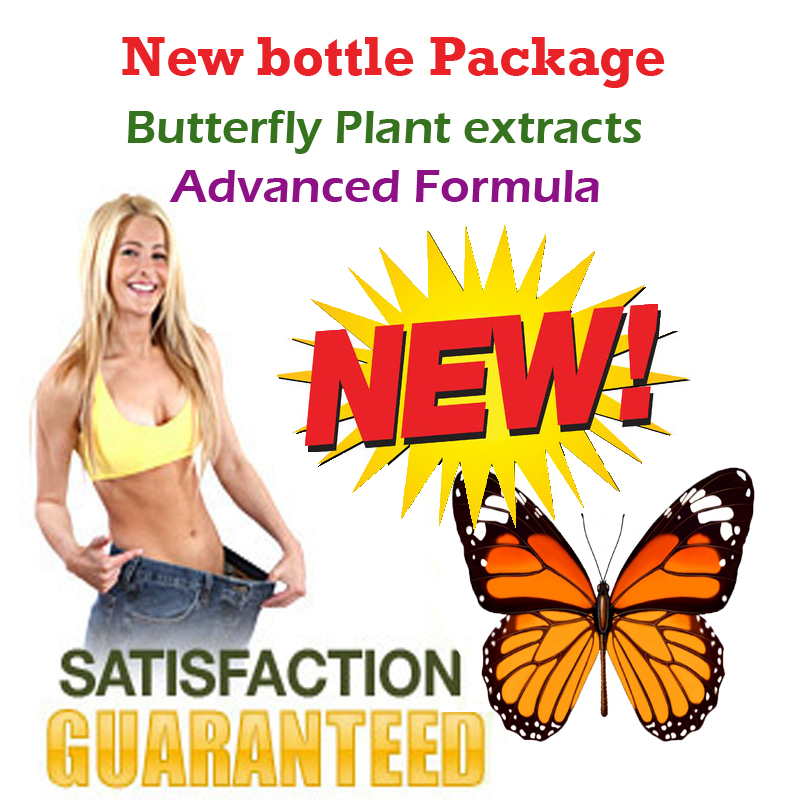 (2 bottles) 72 days supply diet product butterfly wild plant botanic extracts...