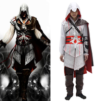 quality hot cakes Assassins creed costume/Sleeve sword for kids assassins creed cosplay costume ezio assassin creed enfant