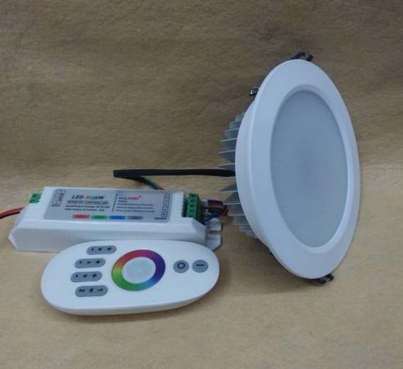 Avropaya pulsuz çatdırılma uzaqdan idarəedici 5 tel rgbw 3X4W - LED işıqlandırma - Fotoqrafiya 4